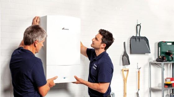 Full Boiler System Installations